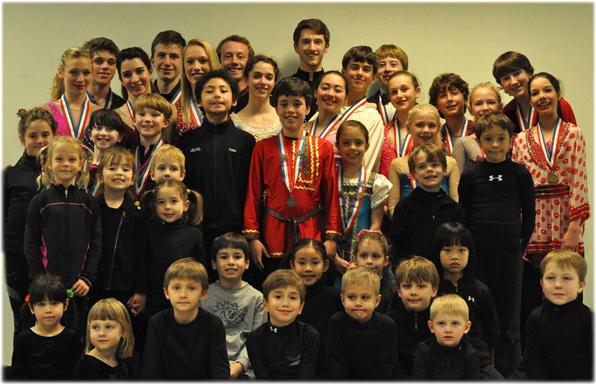 2017 WISA Skaters Achievements